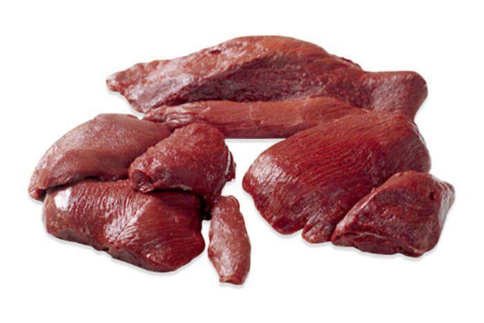 Boneless Venison Leg Steak