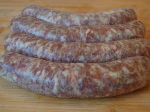 Pork Sausage Toulouse