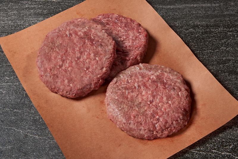 Bison Burgers