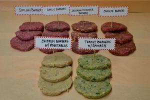 burger Assortment Package