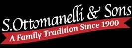 Ottomanelli butcher shop logo