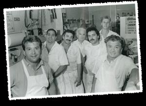 Ottomanelli Family vintage photo