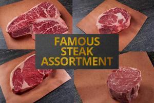 Ottomanelli Famous Steak Assortment