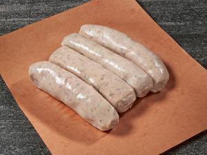 Pheasant sausage
