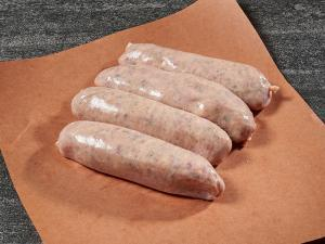 rabbit sausage