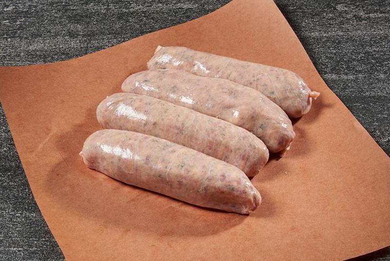 rabbit sausage