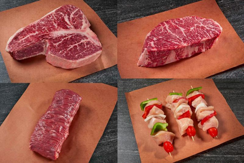 Supreme Meat assortment