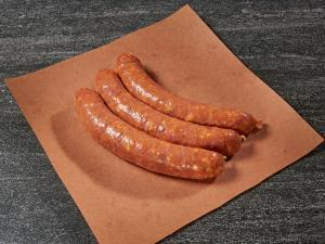 Alligator sausage