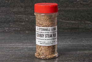 Ottomanelli Cowboy steak rub seasoning