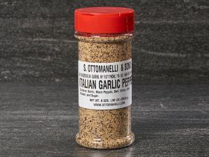 italian garlic pepper