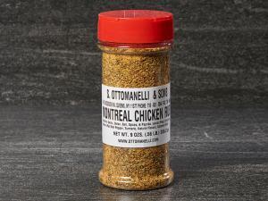 Ottomanelli Montreal Chicken Rub Seasoning