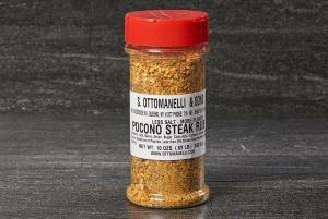 Ottomanelli Pocono Steak Rub seasoning