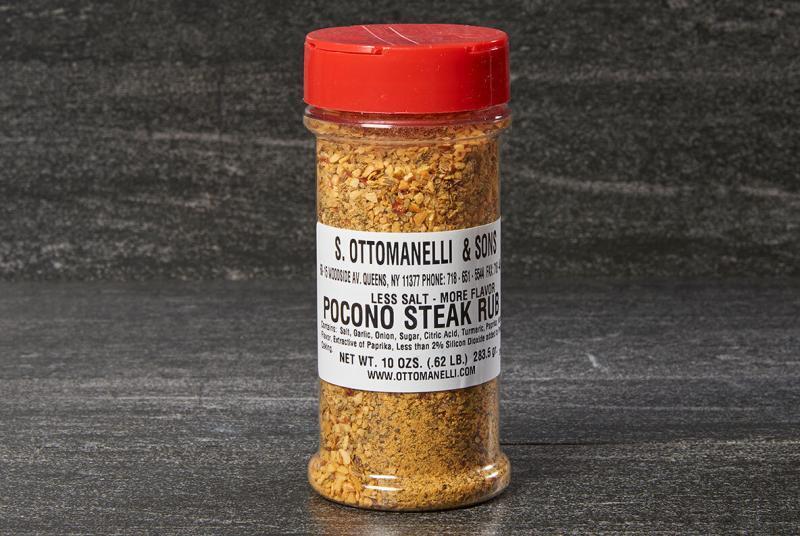 Ottomanelli Pocono Steak Rub seasoning